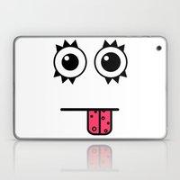Buhhh! Laptop & iPad Skin