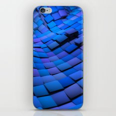 Blue Valley iPhone & iPod Skin