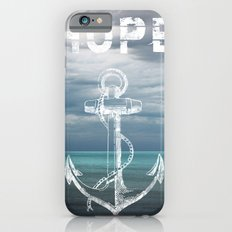 Hope Anchor iPhone 6s Slim Case