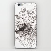 Ghost Crops iPhone & iPod Skin