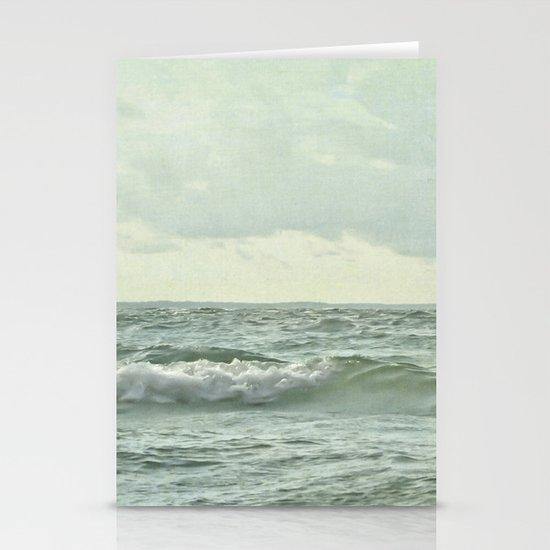 Sea Stationery Card