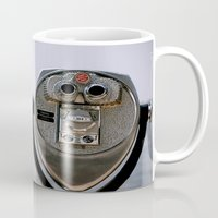Turn to Clear Vision Mug