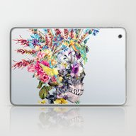 Punk Portrait Laptop & iPad Skin