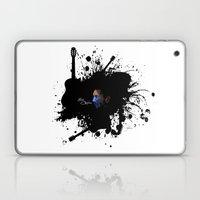 Blue Clapton Laptop & iPad Skin