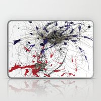 Hella Positive For Real/… Laptop & iPad Skin