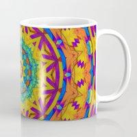 Colorful Geometry Mug