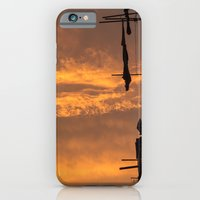 iPhone & iPod Case featuring The City by Fake Truth
