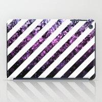 Blendeds VI Cross Lines iPad Case