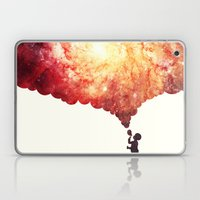 The Universe In A Soap-b… Laptop & iPad Skin