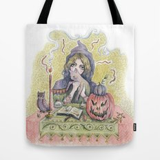 Are You a Witch? Tote Bag