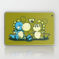 BUBBLE JOKE Laptop & iPad Skin