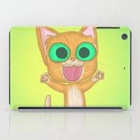 HAPPY CAT iPad Case