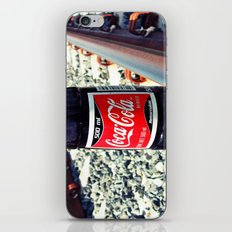Railway Cola iPhone & iPod Skin