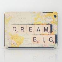 dream big ... iPad Case