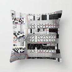 PD3: GCSD30 Throw Pillow