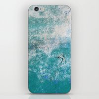 Into The Ocean - JUSTART… iPhone & iPod Skin