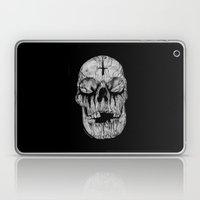 Black blooded Laptop & iPad Skin