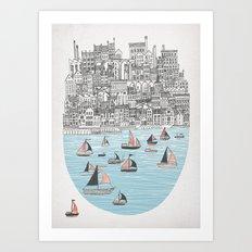 Joppa Art Print