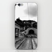 Duboce Tunnel Again iPhone & iPod Skin