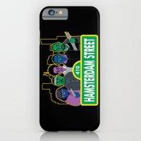 iPhone & iPod Case featuring Hamsterdam Street by Grady