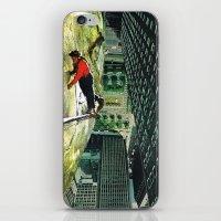 Wham City iPhone & iPod Skin