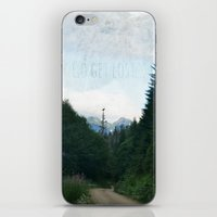 Go Get Lost iPhone & iPod Skin