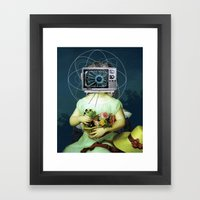 Another Portrait Disaster · SFB Framed Art Print