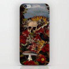 Starchild Skull iPhone & iPod Skin