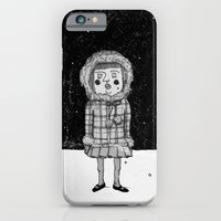 Snowgirl iPhone 6 Slim Case