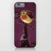 Bat and Robin iPhone 6 Slim Case