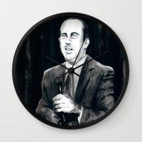 DARK COMEDIANS: Jerry Se… Wall Clock
