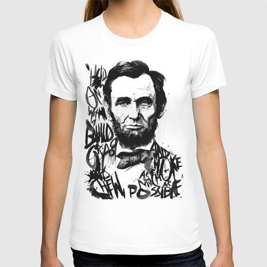 Lincoln A.D. 2012 T-shirt