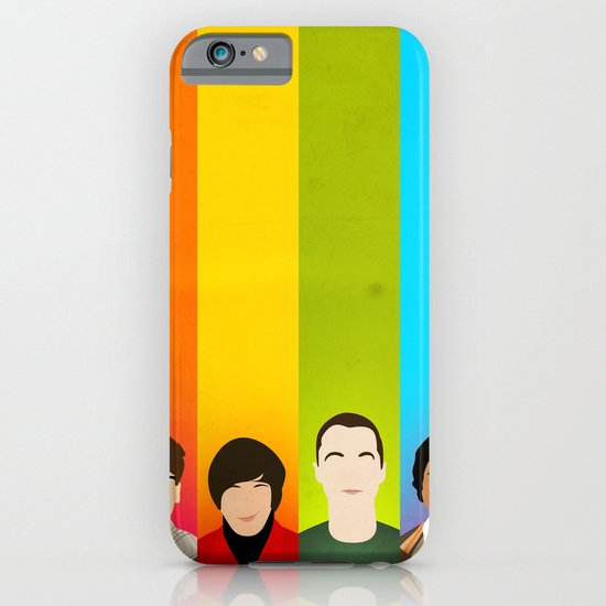 The Big Bang Theory iPhone & iPod Case