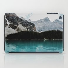 Lake Moraine, Banff National Park iPad Case