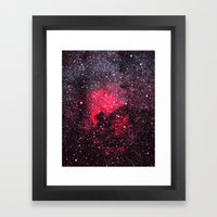 Pick A Star. Any Star. Framed Art Print