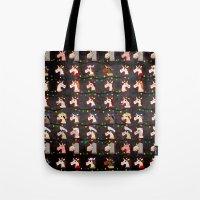 Stranger Unicorns Tote Bag