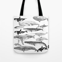 Cetology Tote Bag