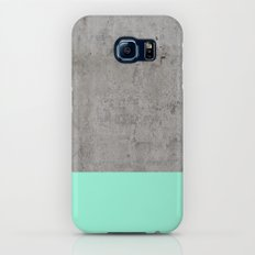 Sea on Concrete Slim Case Galaxy S7