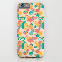 iPhone & iPod Case featuring Tropicabana by Leanne Oughton