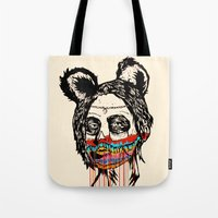 Wonderdam Girl  Tote Bag