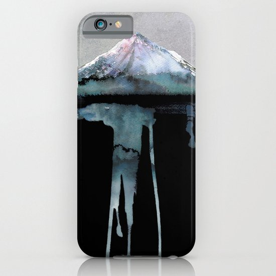 The Island   by Dylan Silva & Georgiana Paraschiv iPhone & iPod Case