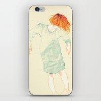 Move! iPhone & iPod Skin