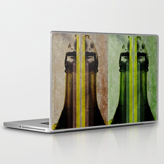 BOT Laptop & iPad Skin