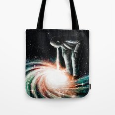 Cosmic Vomit Tote Bag