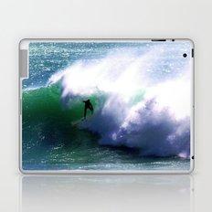 Surf Big Laptop & iPad Skin