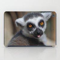 Ring Tailed Lemur iPad Case