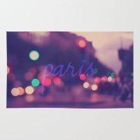Paris Lights Rug