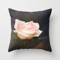 Ever Unfolding Throw Pillow