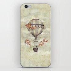 Skyfisher iPhone & iPod Skin