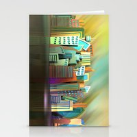City Of Color Stationery Cards